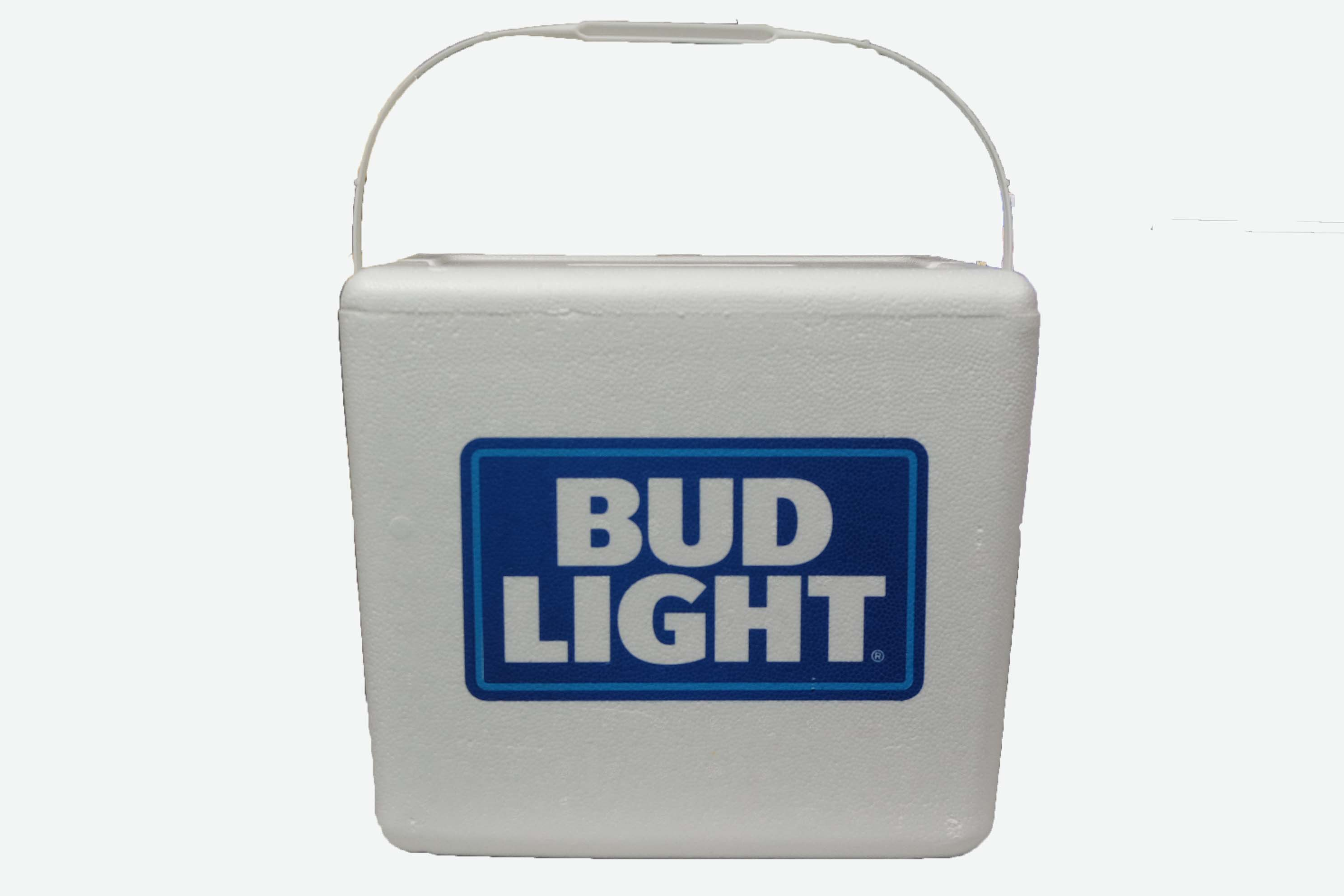 ICE CHEST BUD LIGHT COOLER 22QT