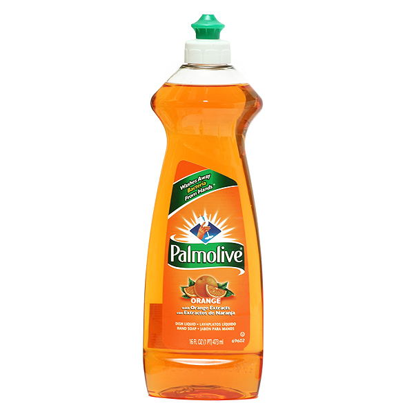 Palmolive Orange Liquid 12 6oz Detergents Amp Dishwashing