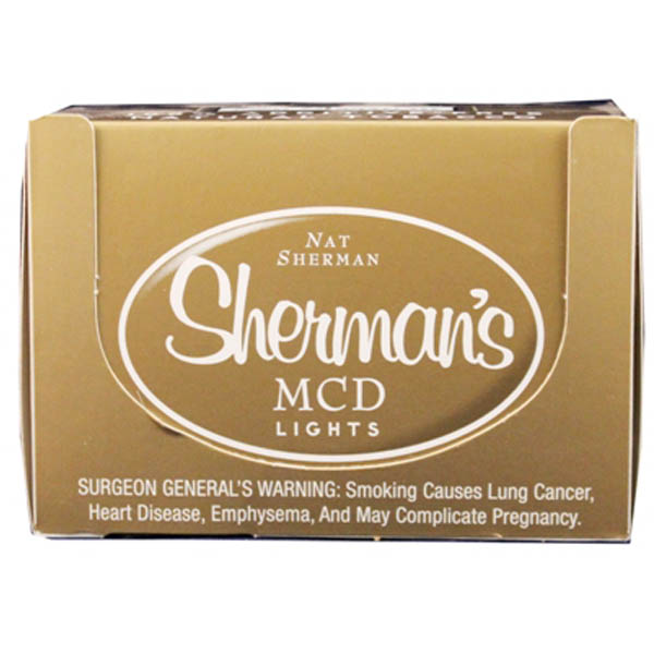 Mcd Stock Quote: NAT SHERMAN MCD GOLD 101MM 5PK