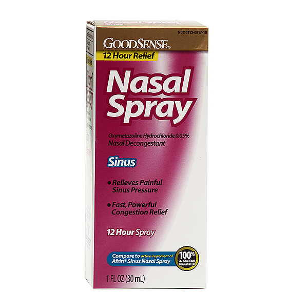 Image Result For Good Sense Nasal Spray