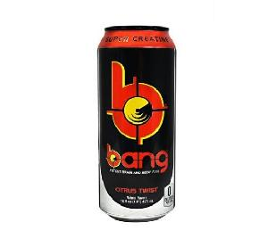 Bang citrus twist 16oz/12ct