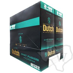 Dutch masters mint fusion 2/$0.99 30/2pk cigarillos