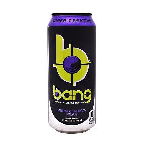 Bang purple guava pear 16oz/12ct