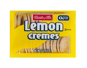 Uncle als lemon creme 12ct 5oz