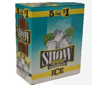 Show cigrlos ice 5 for 3 15/5pk