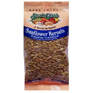 Snak club best value sunflower kernals 6ct 10oz