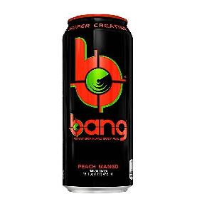 Bang peach mango 16oz/12ct
