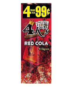 4kings 4/.99 f.p. red cola 15/4pk