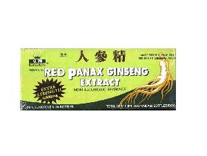 Red panax ginseng 30 ct