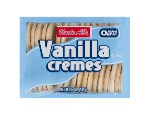 Uncle als vanilla creme 12ct 5oz