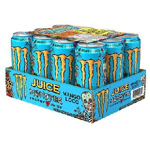 Monster mngo loco juice 12ct/16oz